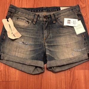 NWT.      Rag & bone/JEAN.  Jean shorts